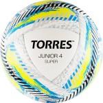 Мяч футбольный Torres Junior-4 Super F319204
