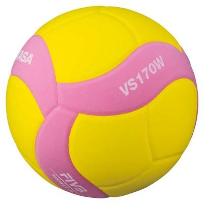 Мяч волейбольный Mikasa VS170W-Y-P (облегченный)