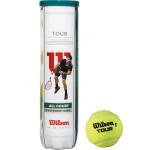 Мячи для большого тенниса Wilson All Court 4B (ITF Approved), арт. WRT115700 (упак. 4 шт.)