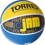 Мяч баскетбольный Torres Jam (№7) B02047