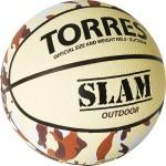 Мяч баскетбольный Torres Slam (№5) B02065