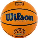 Мяч баскетбольный Wilson EVO NXT Champions League (№7) (Официальный игровой мяч Лиги чемпионов) арт.WTB0900XBBCL, FIBA Approved