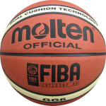 Мяч баскетбольный Molten BGG6X, FIBA Approved