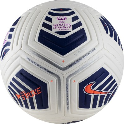 Мяч футбольный Nike UEFA Women's CL Strike CW7225-100