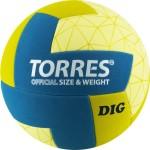 Мяч волейбольный Torres Dig V22145
