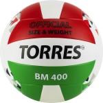Мяч волейбольный Torres BM400 V32015