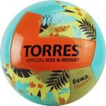 Мяч для пляжного волейбола Torres Hawaii V32075B