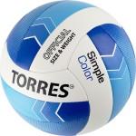 Мяч волейбольный Torres Simple Color V32115