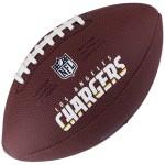 Мяч для американского футбола Wilson NFL Los Angeles Chargers WTF1748XBLAC