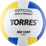 Мяч волейбольный Torres BM1200 Mini (сувенирный) V30031