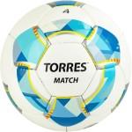 Мяч футбольный Torres Match (№4) F320024