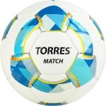 Мяч футбольный Torres Match (№5) F320025