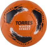 Мяч футбольный Torres Winter Street (№5) F020285
