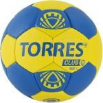Мяч гандбольный Torres Club (№1) арт. H32141