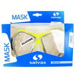 Маска для плавания профессиональная Salvas Phoenix Mask, арт.CA520S2