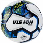 Мяч футбольный Vision Mission (International Matchball Standard) (№5) FV321075