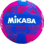 Мяч для пляжного волейбола Mikasa BV354TV-GV-BP