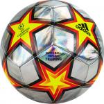 Мяч футбольный Adidas UCL Training Foil Ps GU0205