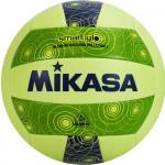 Мяч для пляжного волейбола Mikasa VSG Glo Smart (светящийся)