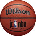 Мяч баскетбольный Wilson JR NBA AUTH INDOOR OUTDOOR (№6) арт.WTB9700XB06