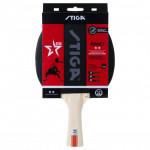 Ракетка для настольного тенниса Stiga React WRB 2**, арт.1212-8418-01