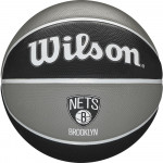 Мяч баскетбольный Wilson NBA Team Tribute Broklyen Nets (№7) арт.WTB1300XBBRO