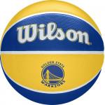 Мяч баскетбольный Wilson NBA Team Tribute Goldern State (№7) арт.WTB1300XBGOL