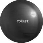 Мяч гимнастический Torres 85 см (темно-серый), арт.AL100185