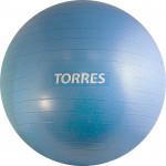 Мяч гимнастический Torres 65 см (голубой), арт.AL121165BL