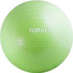 Мяч гимнастический Torres 65 см (зелёный), арт.AL121165GR