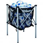 Корзина для мячей Wilson Beach Ball Cart арт.WTH180400